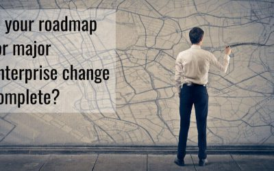 Is Your Roadmap for Enterprise Change Complete? Not Without a Plan for Digital Adoption